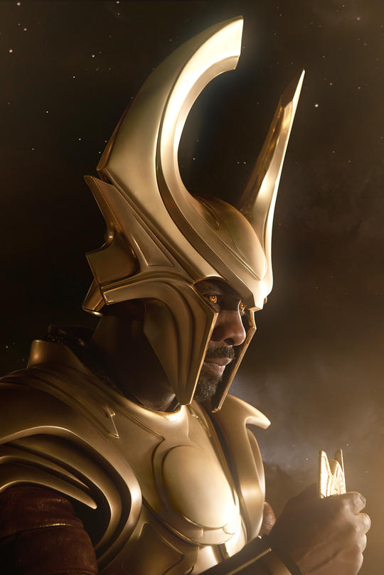 Heimdall's All-Seeing Eyes