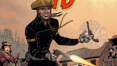 Image for Kirby 100: Rawhide Kid