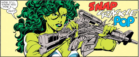 SENSATIONAL SHE-HULK (1989) #2, p. 12, third panel