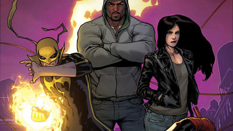 Image for Next Big Thing: Defenders