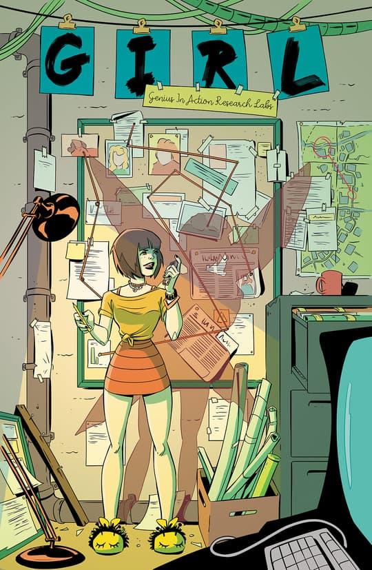Wasp (Nadia Pym) and G.I.R.L.