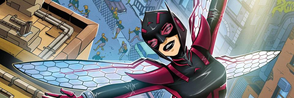 New Ya Books 2020 The Unstoppable Wasp Reaches New Heights In An All New YA Novel in
