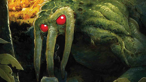 Image for Flashback Friday: Man-Thing