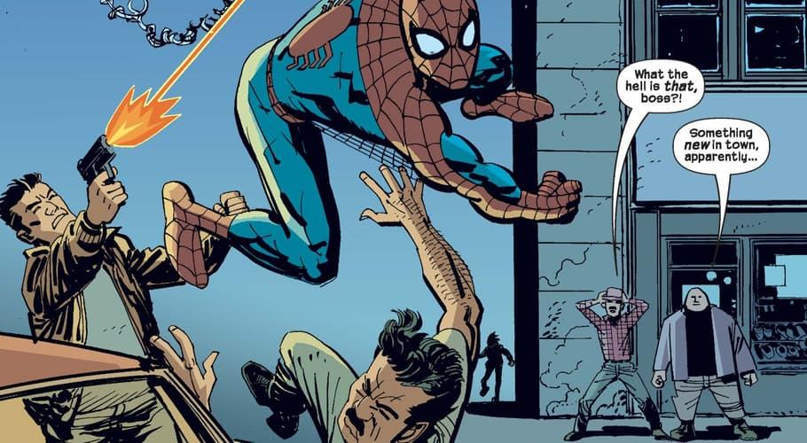 Spider-Man Kingpin
