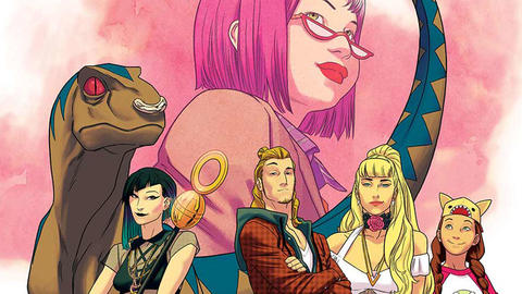 Image for Runaways: Get Ready to Run