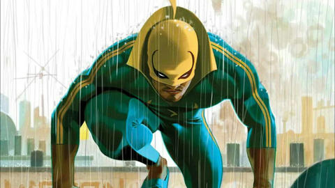 Image for Iron Fist: It's Not Exactly Like Old Times for Sabretooth and Constrictor