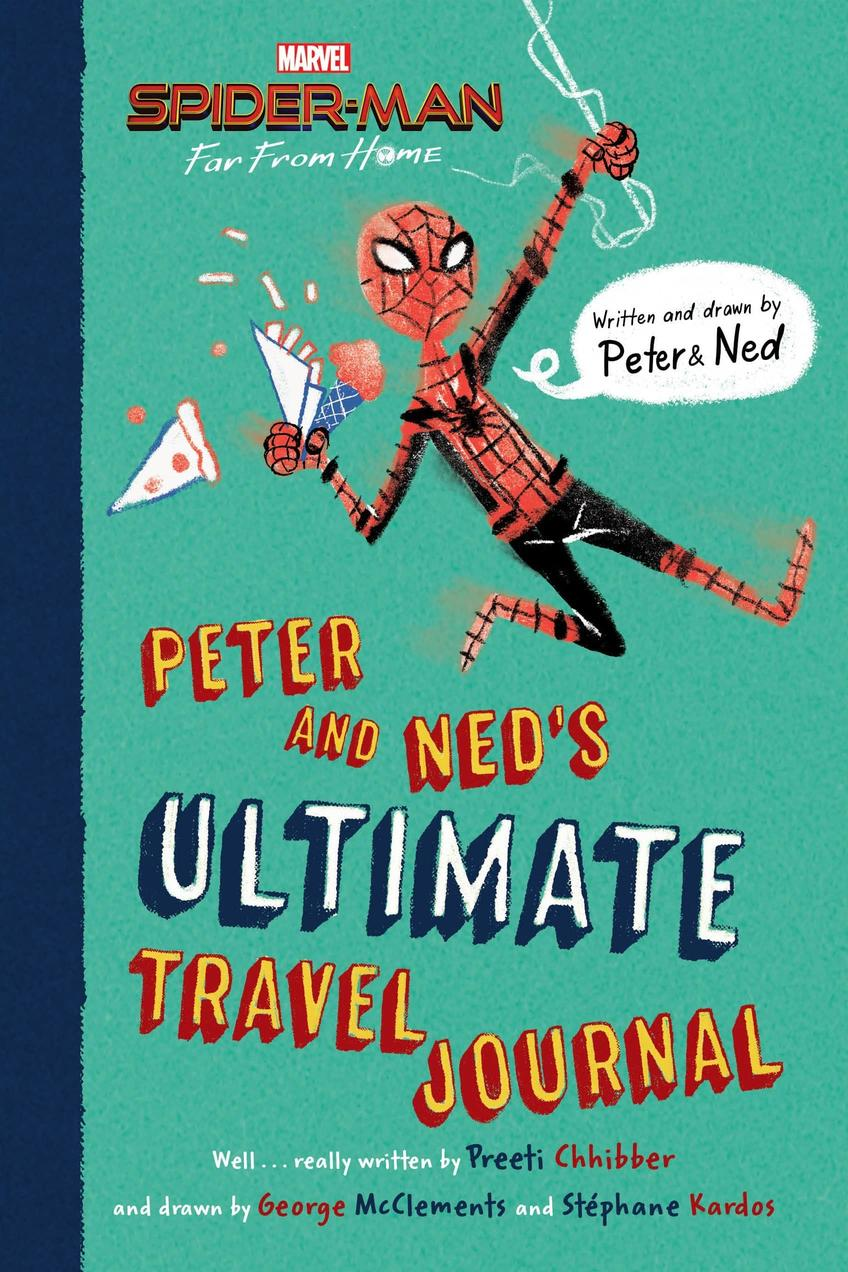"""Peter and Ned's Ultimate Travel Journal"""