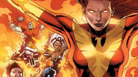 Image for Phoenix Resurrection: Eternal Flame