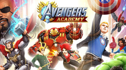 Image for 'Marvel Avengers Academy' Goes Big for Second Anniversary