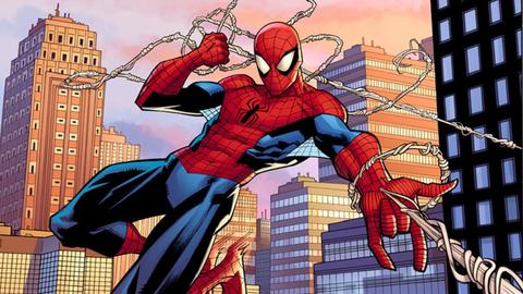 Image for Look Inside Nick Spencer and Ryan Ottley's Amazing Spider-Man