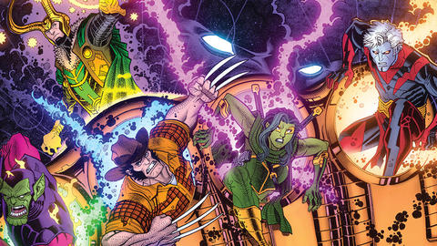 Image for Infinity Countdown Will Tell a Different Kind of Infinity Stone Story