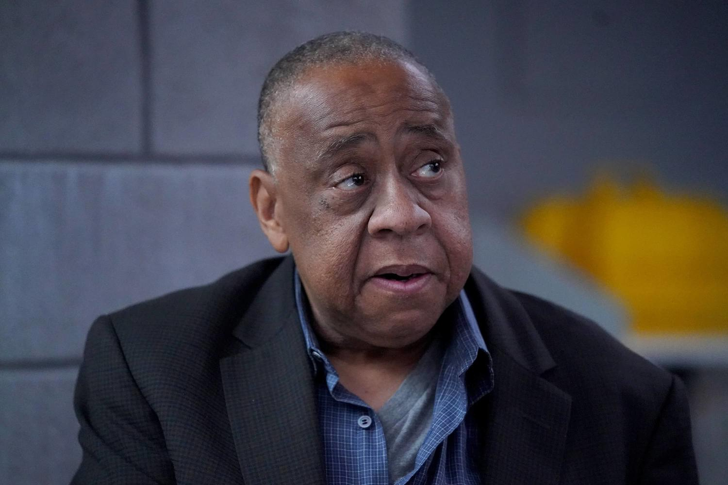 DR. MARCUS BENSON (PLAYED BY BARRY SHABAKA HENLEY)
