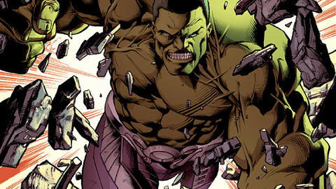 Image for Follow the History of the Hulk Pt. 52