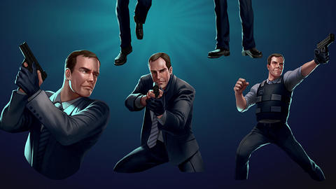 Image for Piecing Together Marvel Puzzle Quest: Agent Coulson