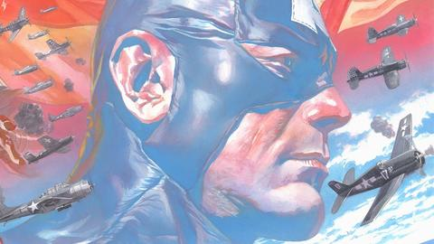 Image for Ta-Nehisi Coates Writes Captain America