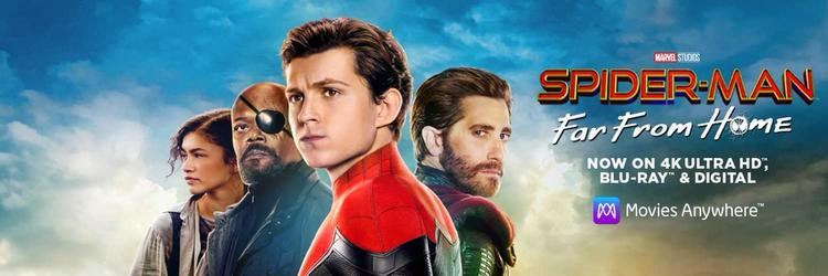 Watch Spider Man Far From Home Online And In 4k Ultra Hd Marvel