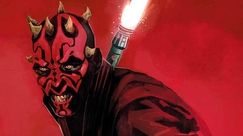Image for Darth Maul: The Making of a Sith