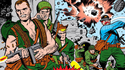 Image for Kirby 100: At the Mercy of Baron Strucker