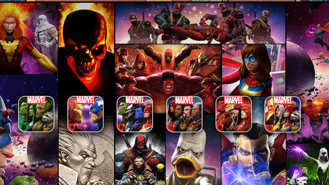 Image for Happy Second Anniversary to 'Marvel Contest of Champions'