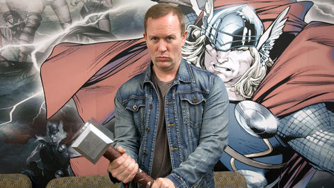 Image for Brendon Small Joins the Marvel Podcast