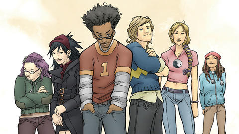 Image for 'Marvel's Runaways' Sets Remaining Cast for Television Project with Hulu