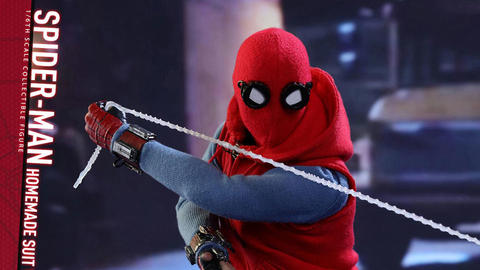 Image for Spider-Man: Homecoming Collectible Figure
