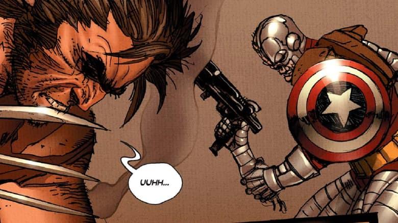 Deathlok Wolverine