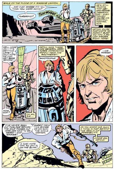 Star Wars (1977) #1