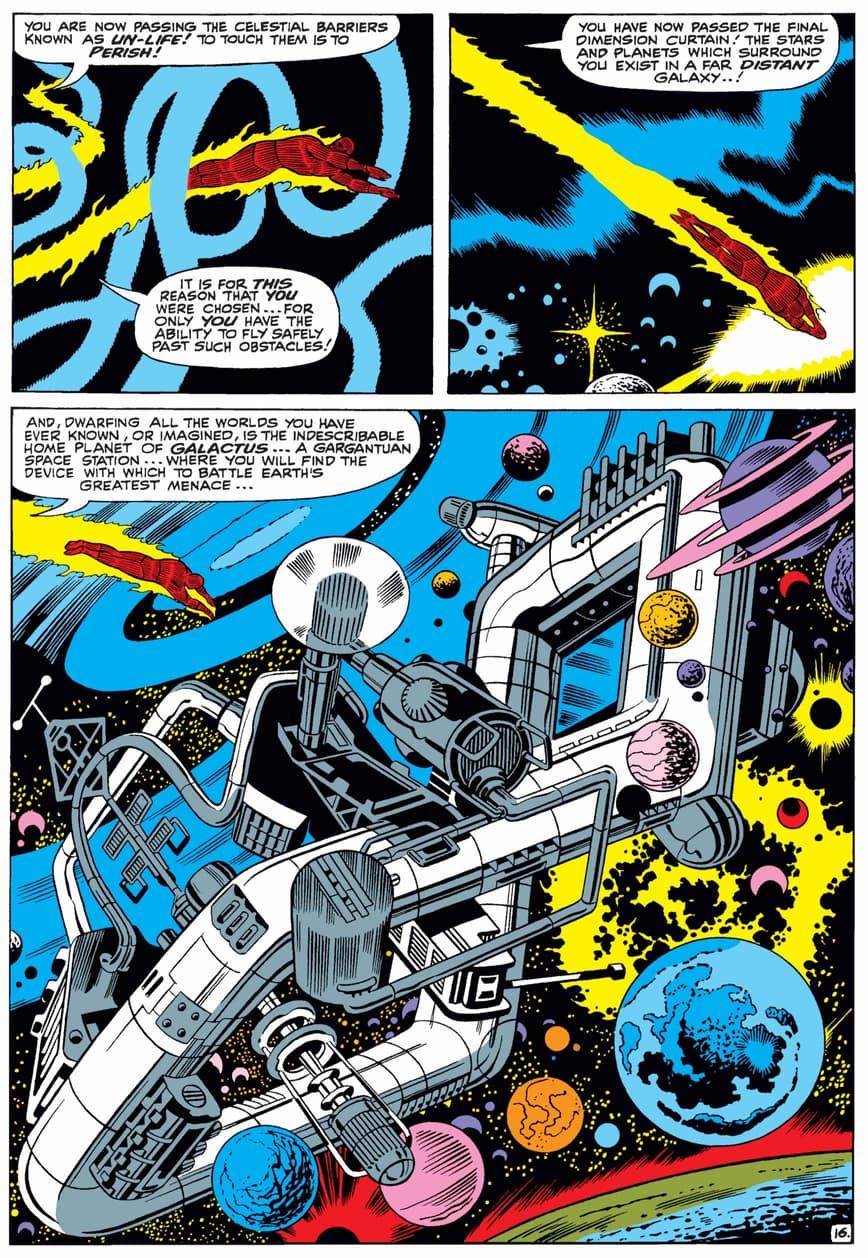 FANTASTIC FOUR (1961) #49, PAGE 16