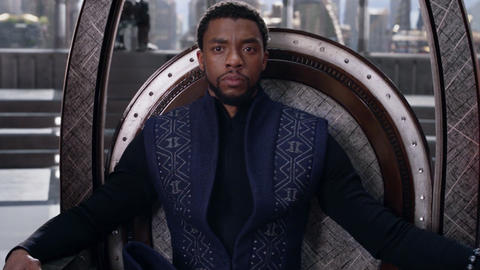 Image for Long Live the King! Tickets for 'Black Panther' Are Now On Sale