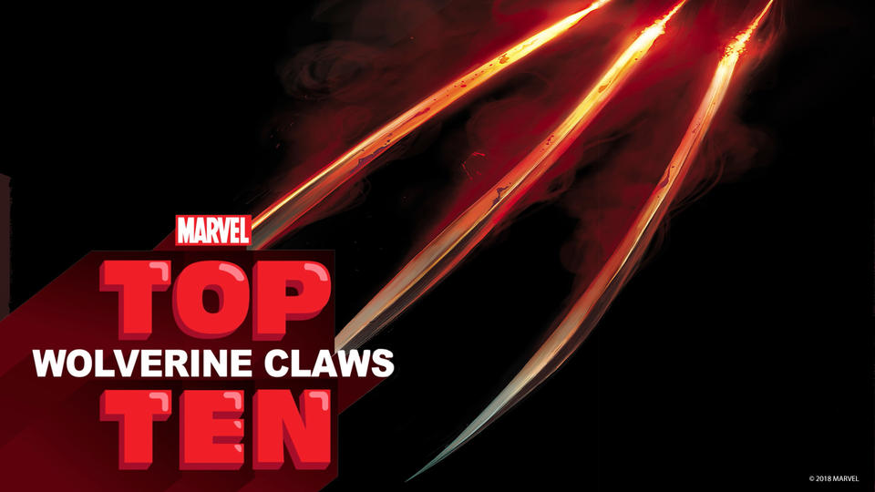 Image for Brace Yourself for Wolverine's Top Ten Claw-Baring Moments