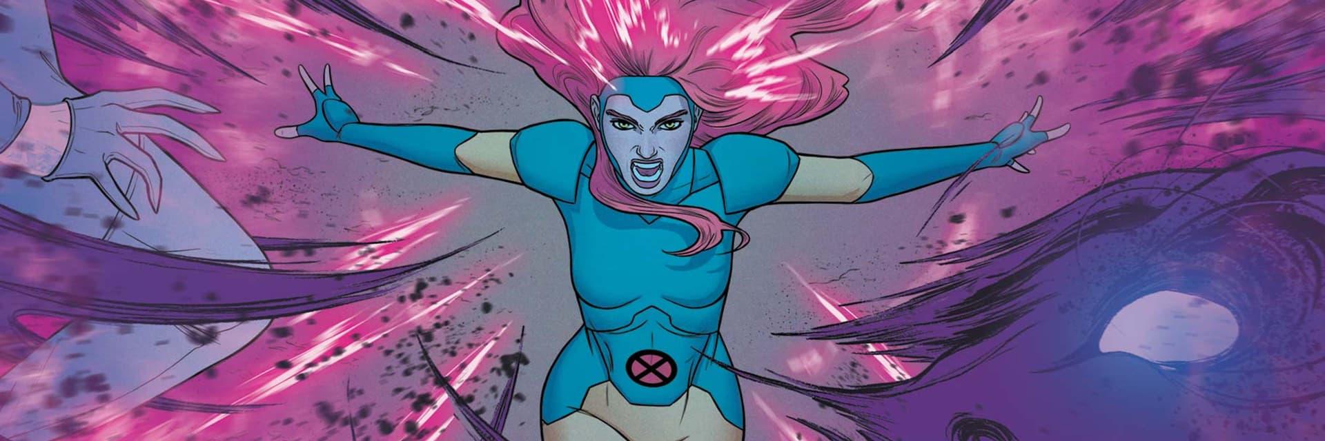 Jean Grey. Imagem: Marvel Comics/Divulgação