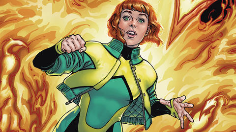 Image for ResurrXion Files: Jean Grey