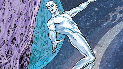 Image for Psych Ward: Silver Surfer