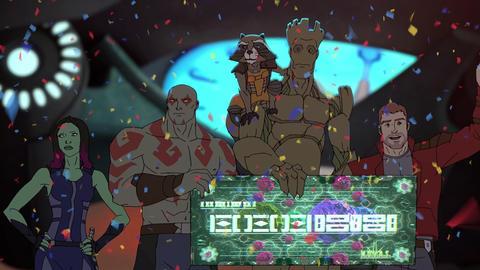 Image for Money Changes Everything in 'Marvel's Guardians of the Galaxy: Mission Breakout!'