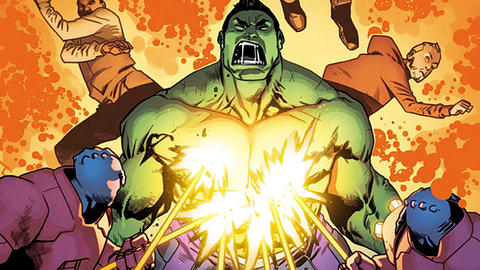 Image for Totally Awesome Hulk: Settling a Showdown