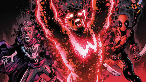 Image for Uncanny Avengers: Welcome Back, Mr. Williams
