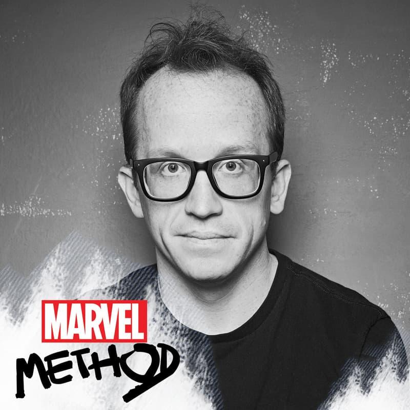 Chris Gethard on Marvel/Method
