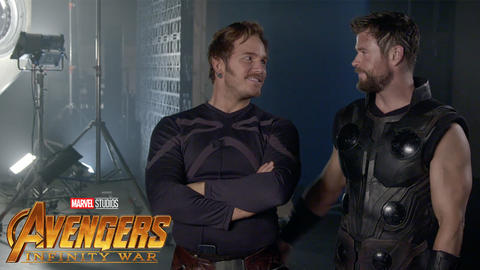 Image for The Cast of Marvel Studios' 'Avengers: Infinity War' Reflect on Their MCU Family