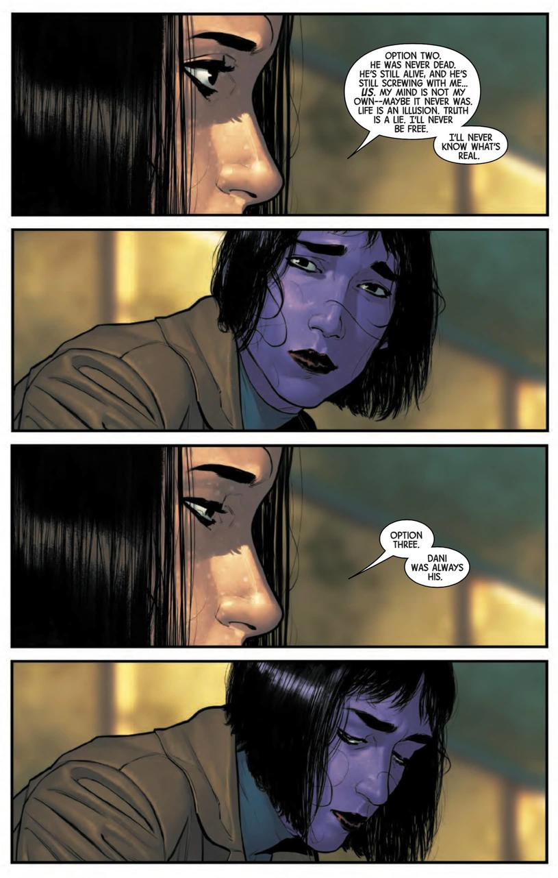 Jessica Jones: Purple Daughter