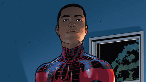 Image for Black History Month: Miles Morales