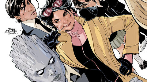 Image for ResurrXion Files: Generation X