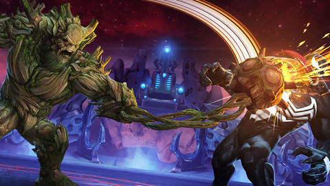 Image for Entering Marvel Contest of Champions: King Groot