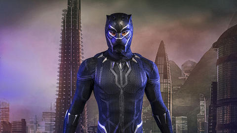 Image for Inside Look: Debut of Black Panther and Loki as Part of a Disney Vacation Experience During Marvel Day at Sea, Plus More Marvel Super Heroes