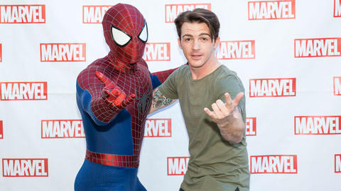 Image for The Marvel Life: Drake Bell