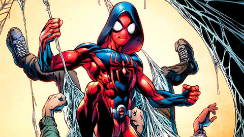 Image for Scarlet Spider: Seeing Red