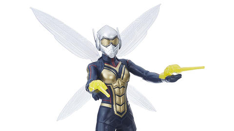 Image for New Ant-Man and the Wasp Action Figures and Role Play Masks Coming From Hasbro