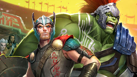 Image for Battle Hela and Stop Ragnarok in 'Marvel Avengers Academy'