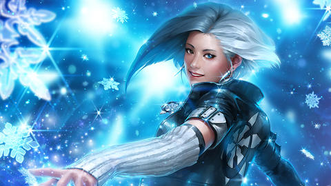 Image for Luna Snow Arrives in 'Marvel Future Fight'