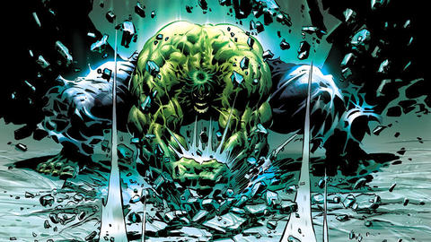 Image for Follow the History of the Hulk Pt. 42